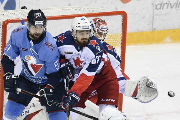 ONLINE z KHL  CSKA Moskva - HC Slovan Bratislava  38c942f3de5