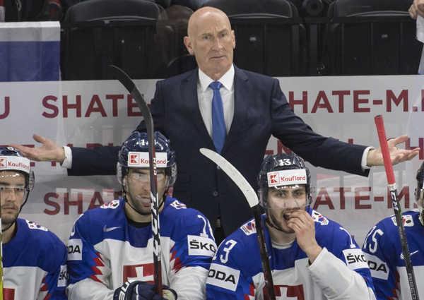87241abec988a Ako reagoval na prehru s Nemeckom tréner Craig Ramsay? | Hokejový svet