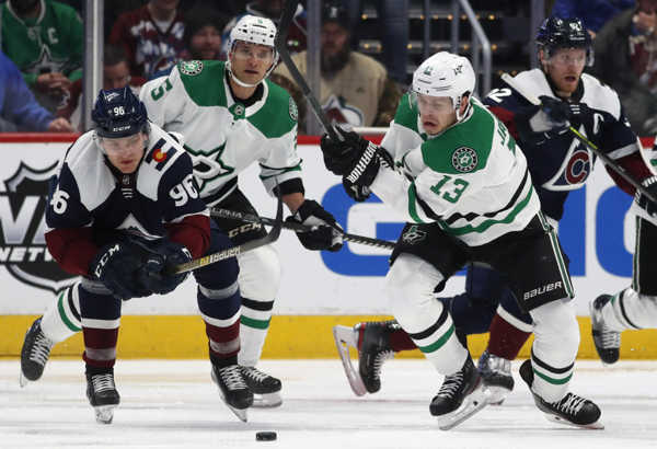 MetaHeadline: Colorado Avalanche - Dallas Stars.