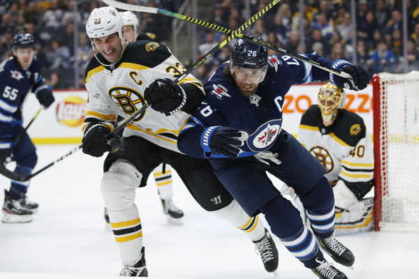 MetaTitle: Kanada hokej NHL Bruins Jets.