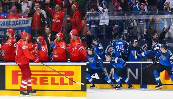 8021313447e6a ONLINE z boja o finále MS 2019: Rusko - Fínsko   Hokejový svet