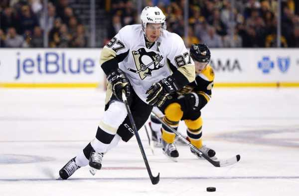 Crosby Pittsburgh Penguins.