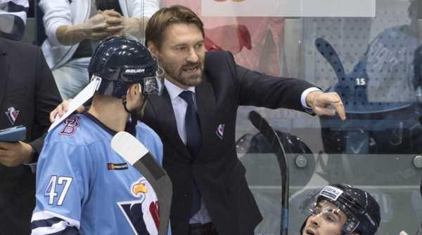 1f2294531befe ONLINE z KHL: HC Slovan Bratislava - HK Soči   Hokejový svet
