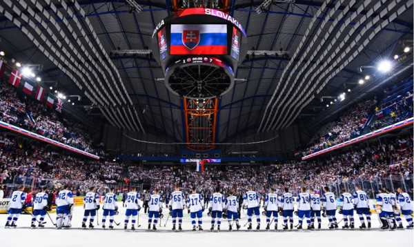 f2dead52c9ec4 ONLINE z našej derniéry na MS 2019: Slovensko - Dánsko | Hokejový svet