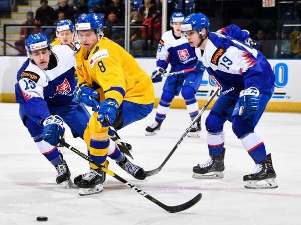 eac63789aac81 ONLINE z prípravy na domáce MS: Slovensko - Švédsko | Hokejový svet